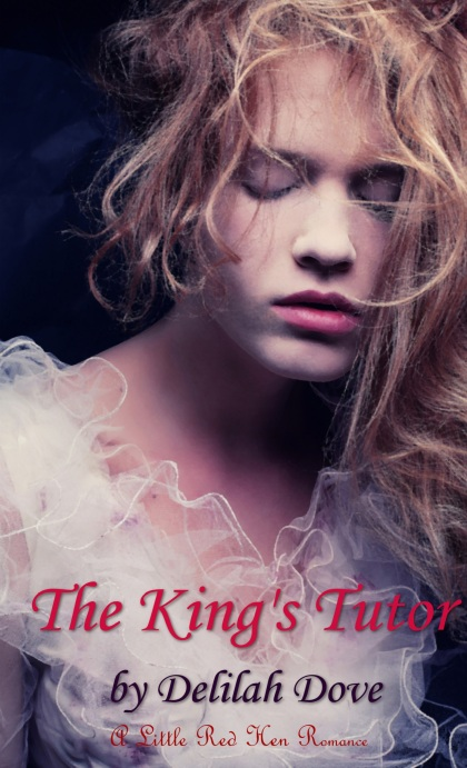 the king's tutor cover
