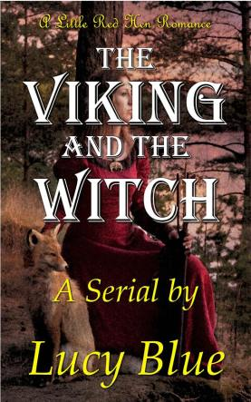 viking and the witch serial cover
